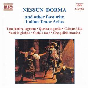 Nessun Dorma And Other Favourite Italian Tenor Arias Product Image