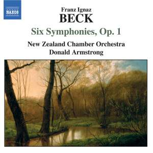 Beck, F I: Six Symphonies, Op. 1