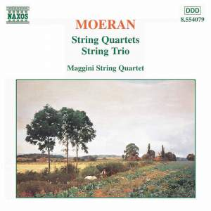 Moeran: String Quartets