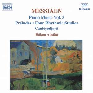 Messiaen: Piano Music, Vol. 3 Product Image