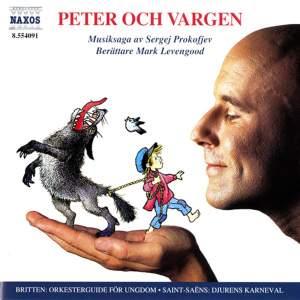 Prokofiev, Saint-Saens & Britten: Orchestral Works Product Image