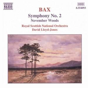 Bax: Symphony No. 2 & November Woods Product Image