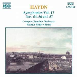 Haydn - Symphonies Volume 17