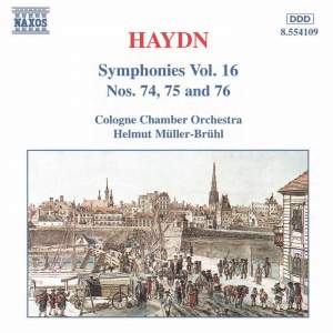 Haydn - Symphonies Volume 16 Product Image