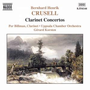 Crusell: Clarinet Concertos Product Image