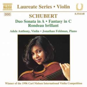 Violin Recital: Adele Anthony Product Image