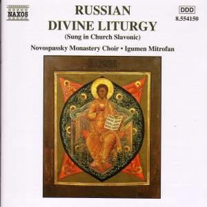 Russian Divine Liturgy Product Image