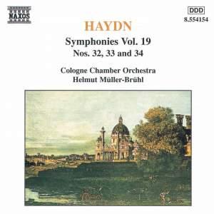 Haydn - Symphonies Volume 19 Product Image