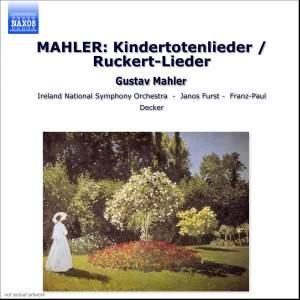 Bernadette Greevy sings Mahler Product Image