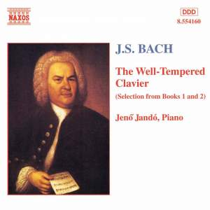 Bach, J.S.: The Well-Tempered Clavier (Selection) Product Image