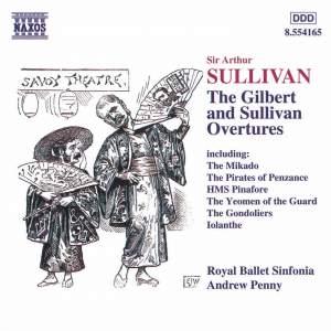 Sullivan: Gilbert And Sullivan Overtures
