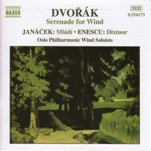 Dvorak: Serenade for Wind Product Image
