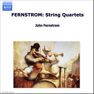 Fernström: String Quartets Nos. 3, 6 & 8 Product Image