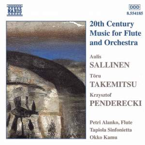 20th Century Music For Flute And Orchestra