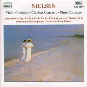 Nielsen: Concertos Product Image