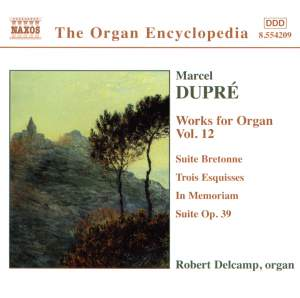 Dupre: Works For Organ, Vol. 12 Product Image