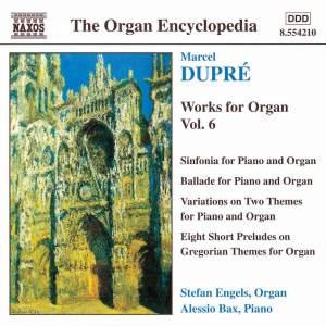 Dupré: Works for Organ Vol. 6 Product Image