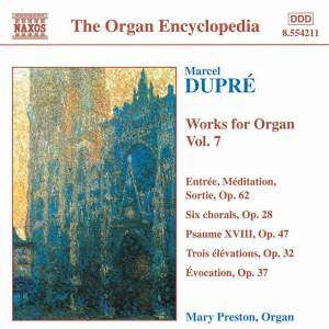 Dupre: Works For Organ, Vol. 7 Product Image