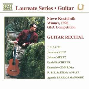 Guitar Recital: Steve Kostelnik Product Image