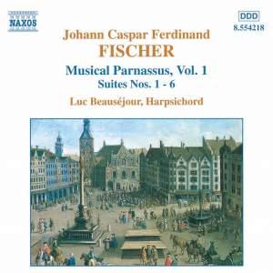 Johann Caspar Ferdinand Fischer: Musical Parnassus, Vol. 1 Product Image