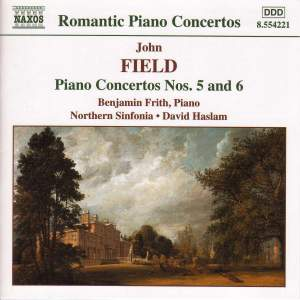 Field: Piano Concertos Nos. 5 & 6 Product Image