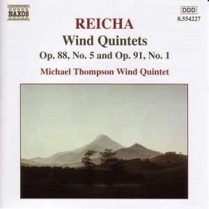 Rejcha - Wind Quintets Product Image