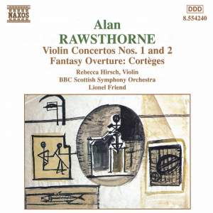 Rawsthorne: Fantasy Overture: Corteges, etc.