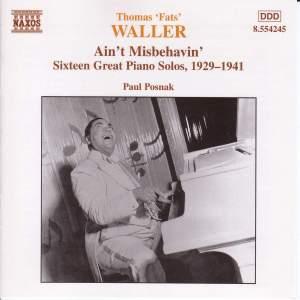 Waller: Ain't Misbehavin'