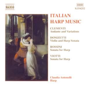 Italian Harp Music
