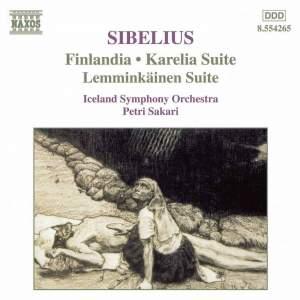 Sibelius: Lemminkäinen Suite, Karelia Suite & Finlandia
