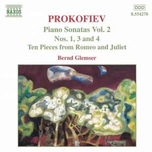 Prokofiev: Piano Sonatas Vol. 2 Product Image
