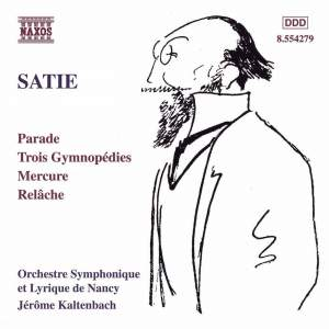 Satie: Parade Product Image
