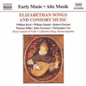 Elizabethan Songs And Consort Music Product Image