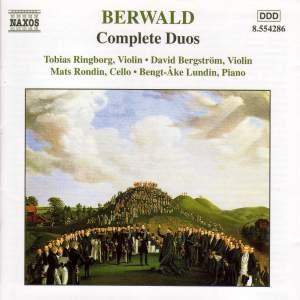 Berwald: Complete Duos