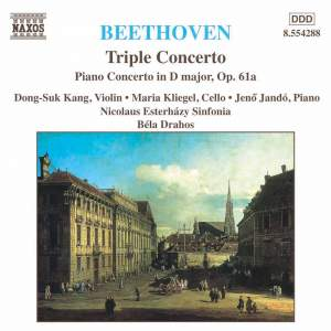 Beethoven: Triple Concerto Product Image