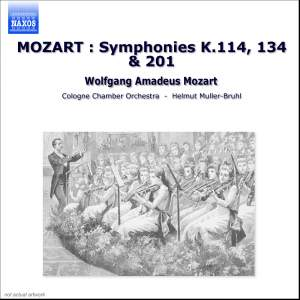 Mozart: Symphonies Nos. 14, 21 and 29 Product Image