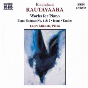 Rautavaara: Piano Works