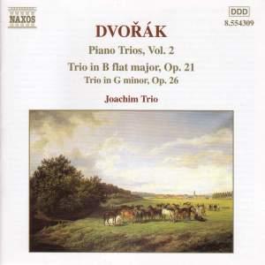 Dvorak: Piano Trios Nos. 1 & 2 Product Image