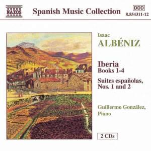 Albéniz: Piano Music, Volume 1