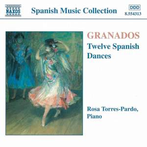 Granados: Piano Music, Volume 1