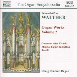 Walther: Organ Works, Vol. 2 Product Image