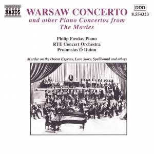 Warsaw Concerto And Other Piano Concertos From The Movies Product Image
