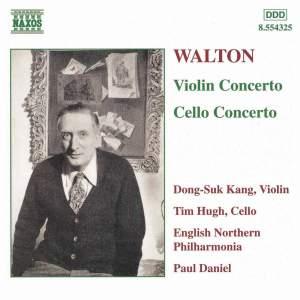 Walton: Violin & Cello Concertos Product Image