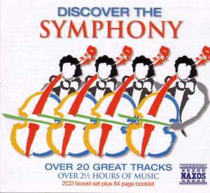 DISCOVER THE SYMPHONY (1998 edition) Product Image