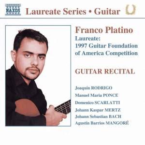 Guitar Recital: Franco Platino