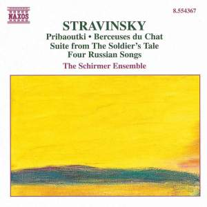 Stravinsky: Chamber Music Product Image