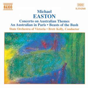 Michael Easton: Concerto on Australian Themes Product Image