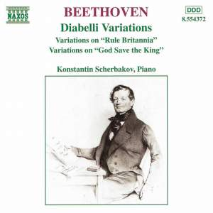 Beethoven: Variations for Piano Product Image