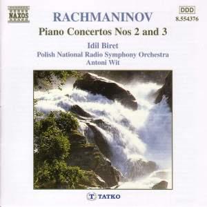 Rachmaninov: Piano Concertos Nos. 2 & 3 Product Image