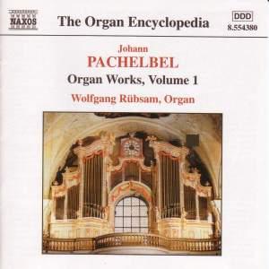 Pachelbel: Organ Works, Vol. 1 Product Image